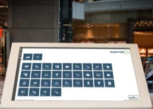 Perfekter Arbeitsschutz im Shopping-Center mit AUDITOR plus