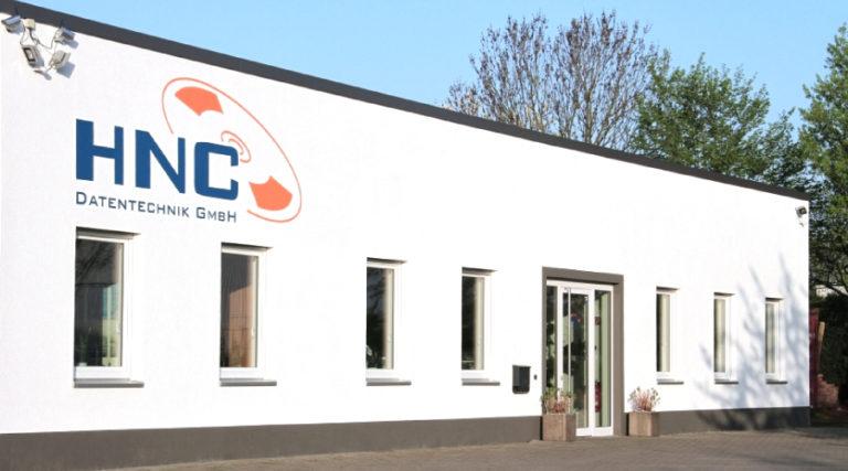 Die HNC-Datentechnik GmbH in Rheinberg