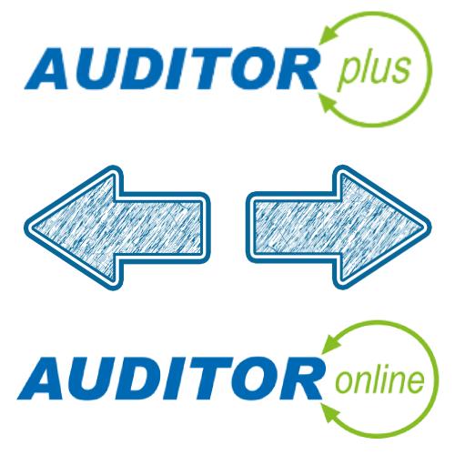 Beim elektronischen Verbandbuch arbeiten AUDITOR plus und AUDITOR online Hand in Hand