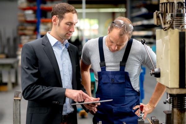 AUDITOR app | Tablet-Software für den mobilen Arbeitsschutz