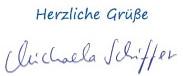 Liebesbrief Signatur