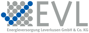 Energieversorgung Leverkusen logo