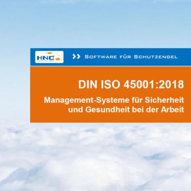 Leitfaden DIN ISO 45001